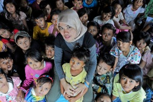 Indonesia - Poverty - Inside Jakarta's Garbage Dump